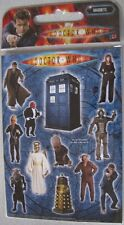 Doctor Who A4 Magnets
