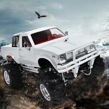 HG P407 1/10 2.4G 4WD Metal Rally Remote Control Racing Vehicle RTR 100-240V