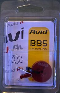 AVID BB5 DISC BRAKE PADS
