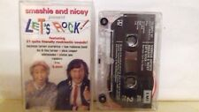 Smashin and nicey let's rock cassette(rare)