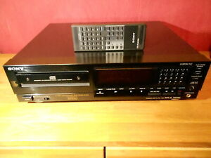 Sony CDP-337ESD CD-Player mit KSS-190A ....