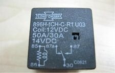 Song Chuan 896H-1CH-C-R1-U03-12VDC Automotive relay, Form 1C,SPDT, Sealed,50A,