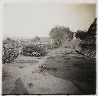 Africa Foto NE18 Placca Da Lente Stereo Vintage Ca 1910