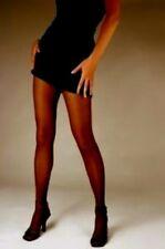 C Long = D Tamara Coffee Mocha Pantyhose for Hooters Uniform sheer sexy nylons