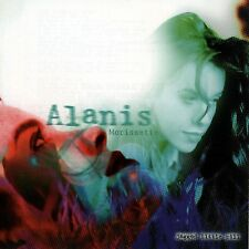 ALANIS MORISSETTE Jagged Little Pill 180gm Vinyl LP NEW & SEALED