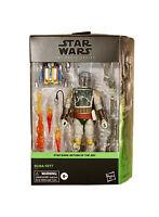 "Star Wars The Black Series BOBA FETT - Return of the Jedi - Deluxe 6"" Figure"