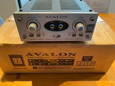 Avalon U5 Pure Class A instrument DI and preamplifier
