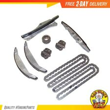 Timing Chain Kit Fits 95-00 Ford Mercury Contour Cougar 2.5L V6 DOHC 24v