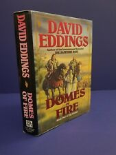 Domes of Fire by David Eddings 1993 Del Rey Hardcover 1st Edition First Printing