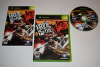 187 Ride or Die Microsoft Xbox Video Game Complete