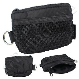 Keyring Pouch Bag Holder Case - ALWAYS CARRY Face Mask Gloves Small Hand Gel