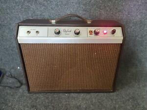 gibson skylark Tremolo ga-5t  tube guitar amp
