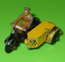 Dinky / 44b AA Motor Cycle Patrol