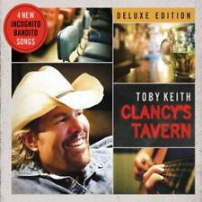 TOBY KEITH Clancy's Tavern CD DeLuxe Edition