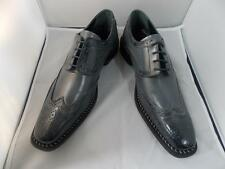 New Men's Liberty Leather Two Tone Wing Tip Oxford Dress Shoes LS 827 Brown/Tan