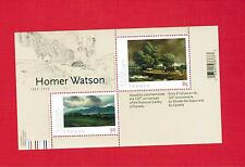 2005  TIMBRES CANADA STAMPS MINI  SHEET  # 2110 **  ART CANADA  H. WATSON   M-15