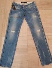 Abbigliamento moda DONNA JEANS URBAN pantalone offerta OCCASIONE made in italy