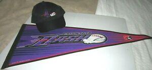 Winston Salem Dash Minor Baseball Team Embroidered Adjustable Hat, Pennant
