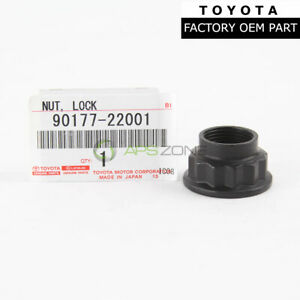 GENUINE TOYOTA COROLLA AVALON LEXUS ES350 AXLE NUT DRIVER SHAFT OEM 90177-22001