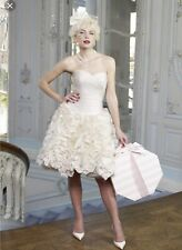 Ian Stuart- Bride Dress Ivory Size 8