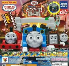 Takara Tomy capsule Plarail Thomas & Friends Friendship Adventure Full Set 17 pc
