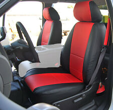 CHEVY SUBURBAN 2007-2012 IGGEE S.LEATHER CUSTOM SEAT COVER 13 COLORS AVAILABLE