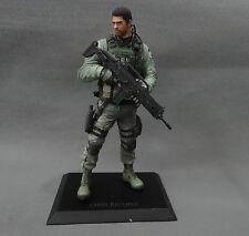 Biohazard Resident Evil Capcom Builder Bio Hazard 6 Chris Redfield Action Figure