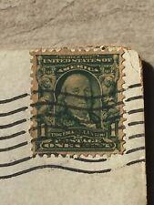 Benjamin Franklin 1 Cent Stamp For Sale Ebay