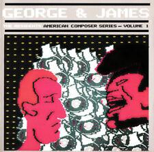 The Residents: George & James - (George Gershwin & James Brown - new & sealed)