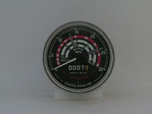 Tractometer / Tachometer NOS Smiths Fits Massey Ferguson Tractors  RN8270/11A
