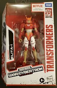 Autobot Elita-1 Transformers War For Cybertron, Wal-Mart Exclusive