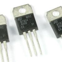 4pcs ST Microelectronics Triac 16A 700v TO-220  BTB16-700B
