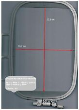 für BROTHER Stickmaschine NV1500/2200/4000-6000D/NV1/1e   Stickrahmen XL18x13cm