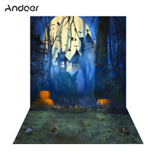 1.5*2M Photography Studio Backdrop Photo Props Screen Background Halloween I8D6