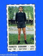 CORRIERE DEI PICCOLI 1966-67 - Figurina-Sticker - FERRETTI - PALERMO -New