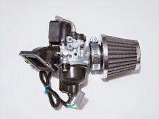 Vergaserkit 17,5mm Vergaser Gilera Runner 50 SP Tuning Ansaugstutzen Luftfilter