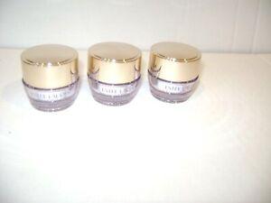 3 x Estee Lauder Advanced Time Zone Age Reversing Line Wrinkle Eye Creme Cream