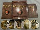 Baldur's Gate 1 Pc Computer Cd Forgotten Realms Interplay Video Game In Big Box!