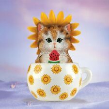 Bright as the Sun Kitten / Cat in a Tea Cup Bradford - Cups of Affection