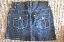 Burberry denim skirt, size 10Y,140 cm AUS 6, new