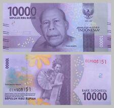 Indonesien / Indonesia 10000 Rupiah 2016 Nationalhelden unz.