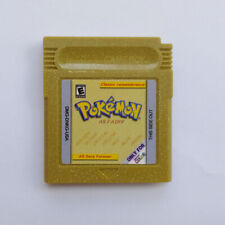 7 in 1 Rare Pokemon Gameboy Yellow Crystal Green Red Blue Gold Silver US Rare