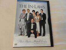 The In-Laws (DVD, 2003, Pan  Scan) Albert Brooks, Michael Douglas