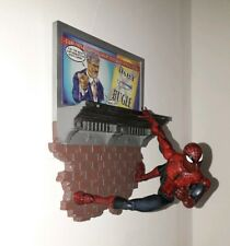 "Raro Marvel Spider-man Classic Series 2 edición 6"" Poseable figura 2001"