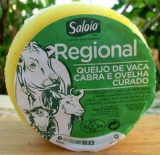 1UN 190 gr Portuguese COW, SHEEP and GOAT CHEESE /Saloio (Palhais) FREE SHIPPING