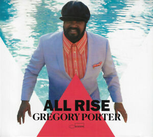 GREGORY PORTER -  ALL RISE (NEW/SEALED) CD