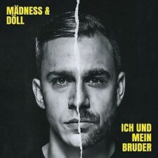 CD de musique en album hip-hop madness