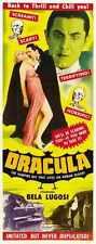 Dracula 1931 Poster 06 A4 10x8 Photo Print