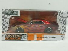 JADA TOYS 1969 CHEVROLET CAMARO BIGTIME MUSCLE 1:24 SCALE DIECAST NEW