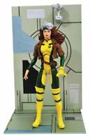 Diamond Select Toys Marvel Select X-Men Rogue Action Figure Sculpted by St. Jean